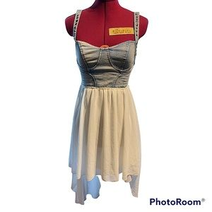 Small summer dress from the brand Seductions